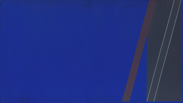 , 'Untitled - Blue and Gray,' ca. 1975, Arco Gallery