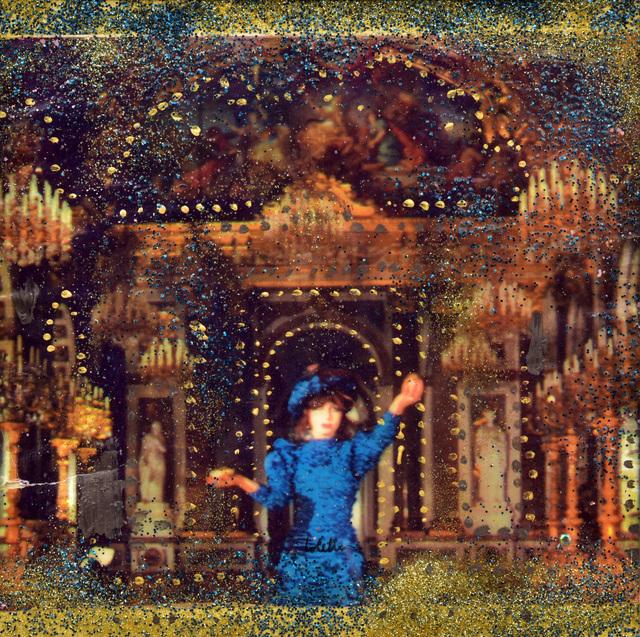 ", '""The Bavarian Adventure series"" 1986-91  in Ludwig Castle. Performance for ZDF,' 1986, Galerie Kornfeld"