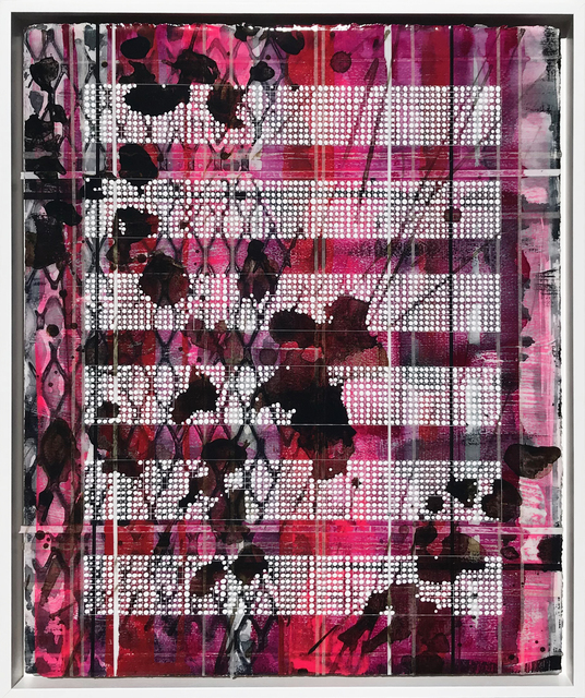 Nina Tichava, 'Branch, Grate and Bands ', 2019, k contemporary