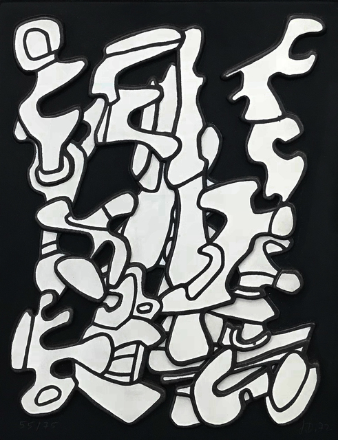 Jean Dubuffet, 'ARBORESCENSES I', 1972, Gallery Art