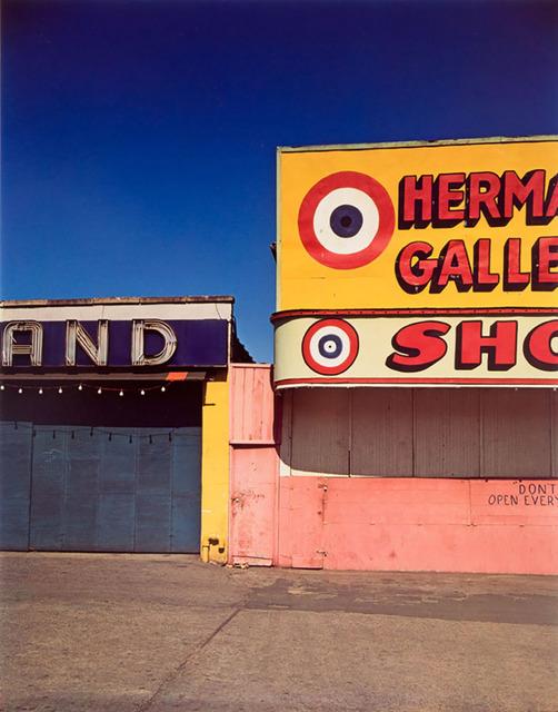 Evelyn Hofer, 'Coney Island, New York', 1964, Danziger Gallery