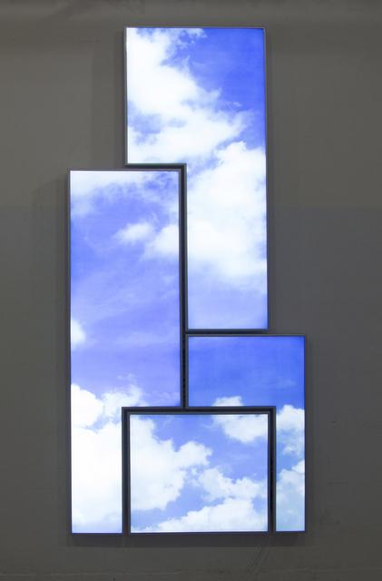 , 'skyline # 1  ,' 2016, Galeria Nara Roesler