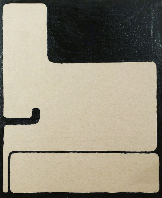 , 'Scrabble II,' 2018, The Dot Project