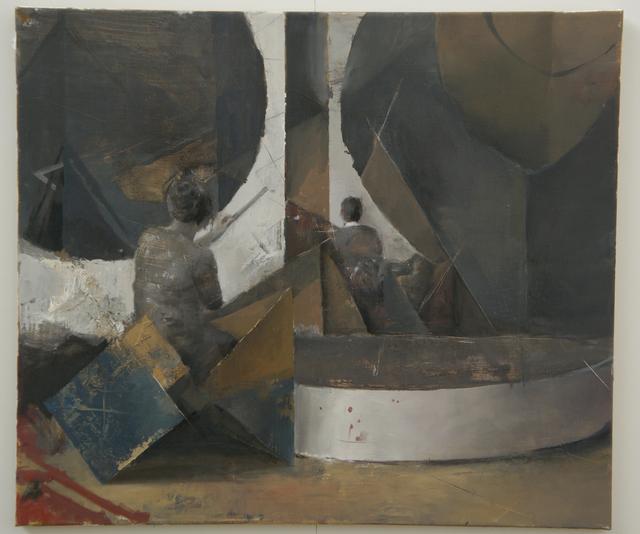 , 'architects,' 2016, Charim Galerie