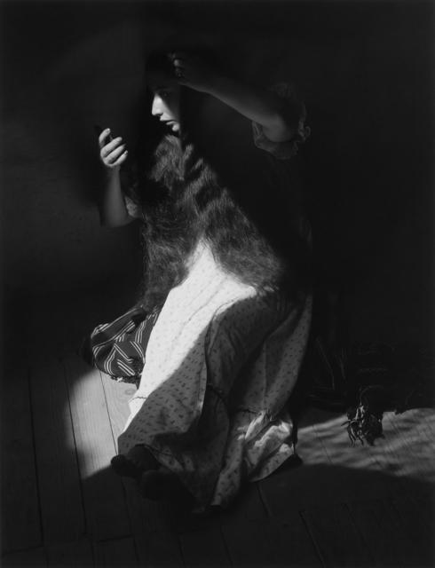 Manuel Álvarez Bravo, 'Portrait of the Eternal', Susan Spiritus Gallery