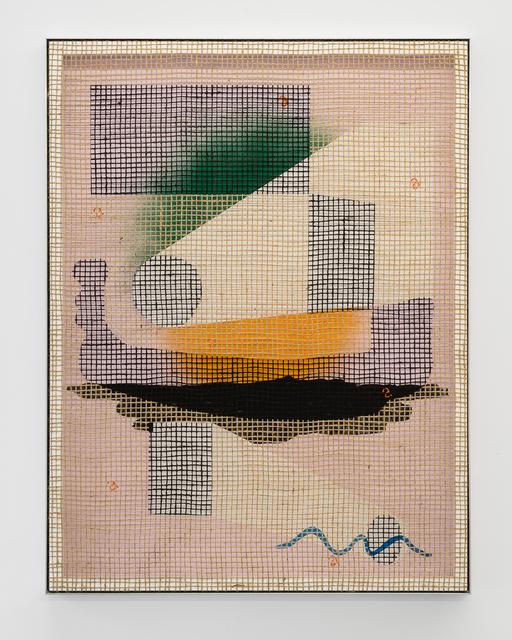 , 'Desire Painting (Alamy / Venice),' 2018, VALENTIN