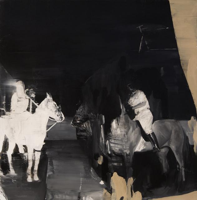 , 'Polo No.2,' 2017, Booth Gallery