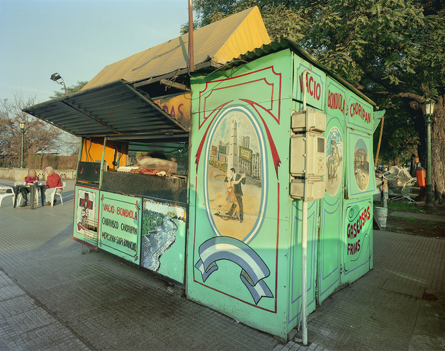 , 'Carrito Patricia, Costanera Sur, Buenos Aires, Capital Federal, Argentina,' 2010, Robert Klein Gallery