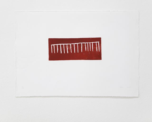 , 'Rekiwë,' 2013, ABRA