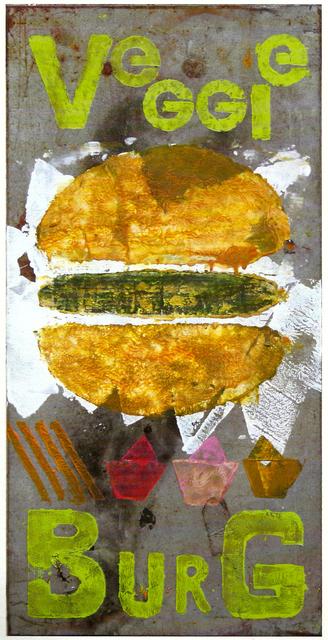 , 'Veggie Burg / Hamburg,' 2012, Galeria Pilar