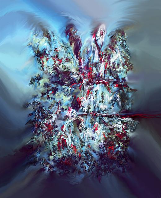 , 'Deep Blue,' 2013, Galeri Mcrd