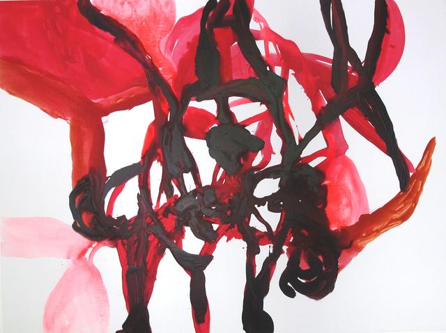 , 'Vermelho,' 2014, Marcelo Guarnieri