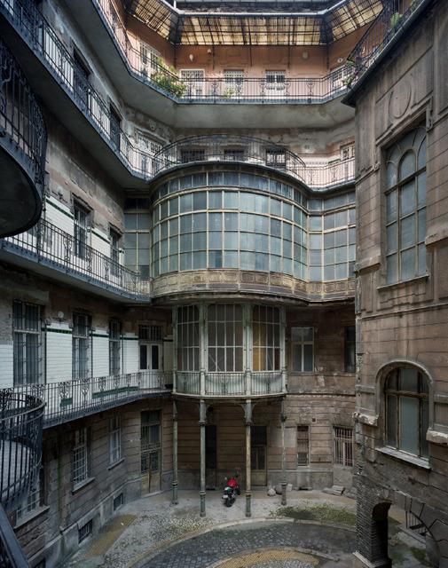Yves Marchand & Romain Meffre, 'Szabadsag ter 16', 2015, Galerie Fontana