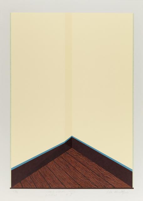 , 'Espacios Virtuais: Cantos # II,' 1967-1968, Galerie Lelong & Co.