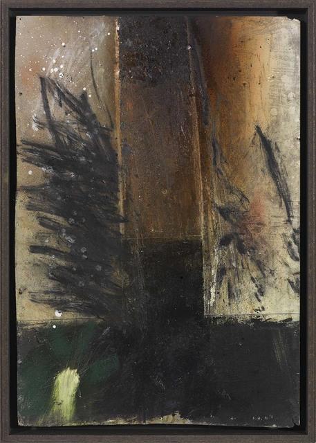 , 'Fire Painting XV,' 2017-2018, Osborne Samuel
