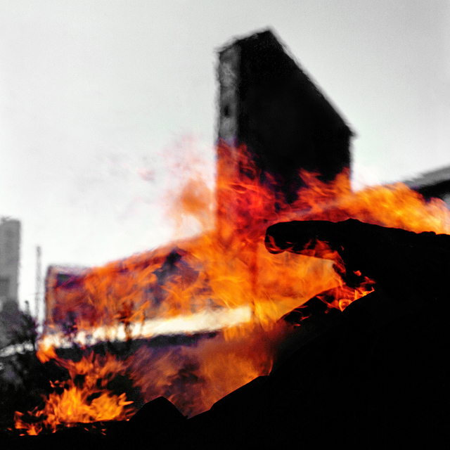 , 'Fuego en Puerto Madero,' 1959-2015, MAMAN Fine Art Gallery