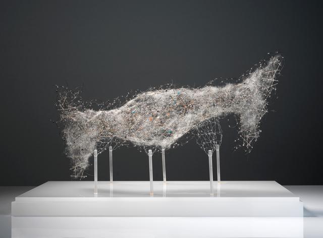 , 'Bioforma,' 2018, Michel Soskine Inc.