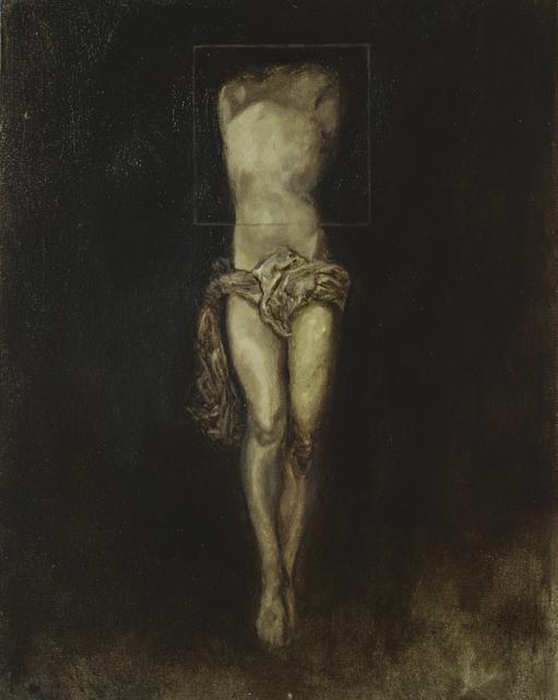 Jason Montinola, 'Square on Painting', 2014, Artinformal