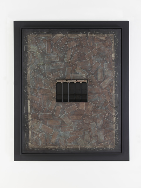 , 'Nexa,' 2017, Lehmann Maupin