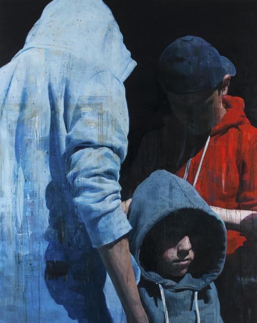 François Bard, 'L'interrogatoire', 2017, Galerie Olivier Waltman | Waltman Ortega Fine Art
