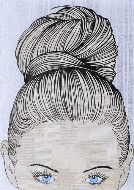 Martina Niederhauser, 'Eye to eye ', 2019, Eclectic Gallery