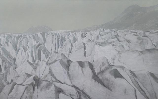 , 'Llewellyn V 59°05'N; 133°57'W,' 2015, Galerie Laroche/Joncas