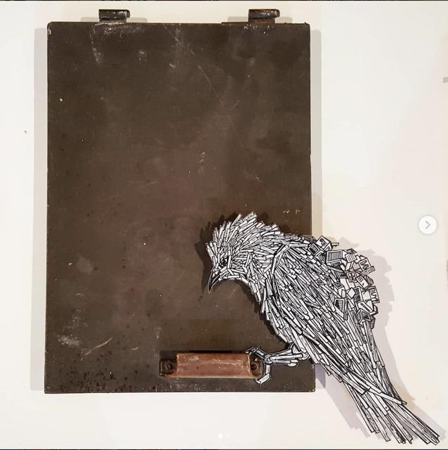 , 'fragments2,' 2016, Dan Gallery