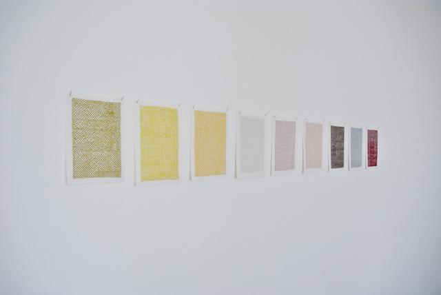 , 'Study, cross stitch,' 2018, OSL Contemporary