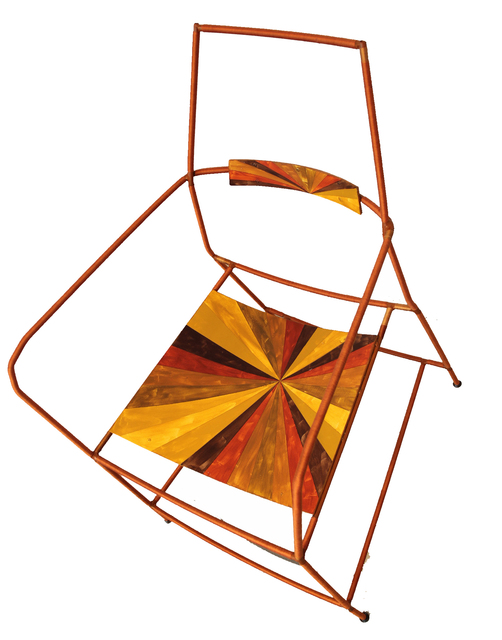 , 'Sessel 1 (Chair 1),' 2016, Mario Mauroner Contemporary Art Salzburg-Vienna