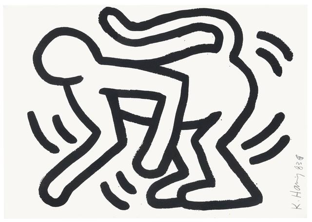 , 'Monkey Man,' 1983, Rosenfeld Gallery LLC