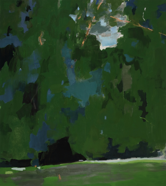 , 'Backyard,' 2018, Tayloe Piggott Gallery