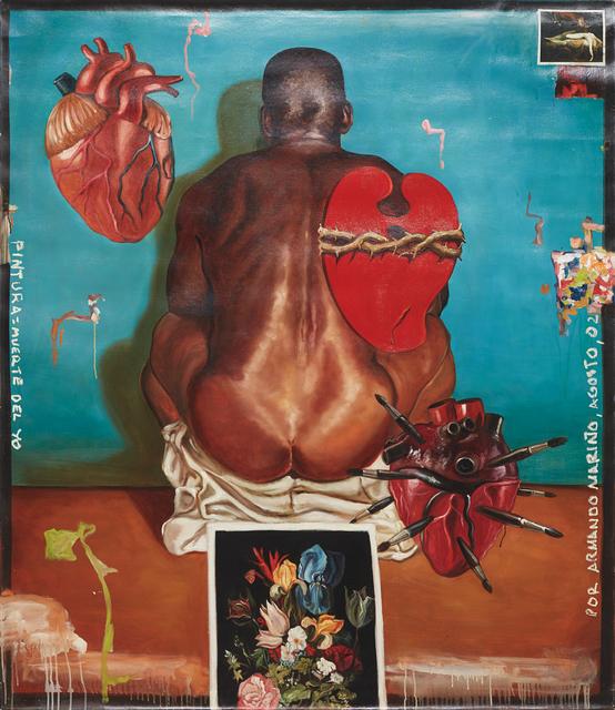 Armando Mariño, 'Muerte del yo (The Death of the Ego)', 2002, Phillips