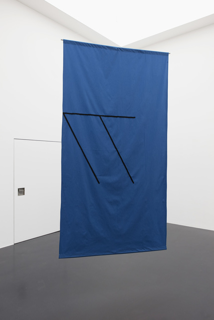 , 'Sombras Imaginarias (curtain 18),' 2017, von Bartha