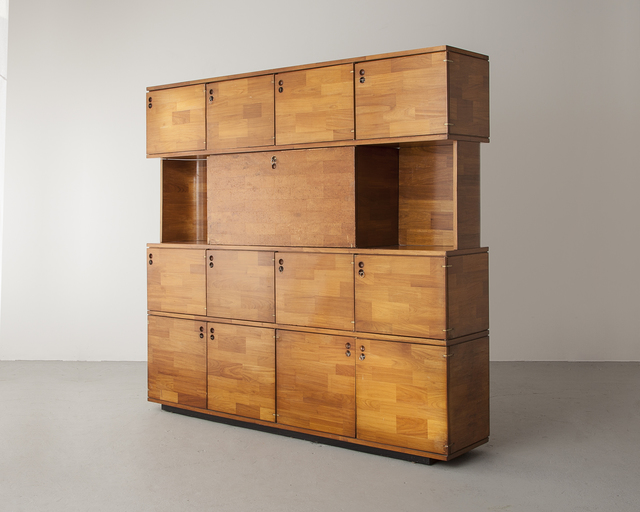 , 'Multi-level storage cabinet,' 1960, R & Company
