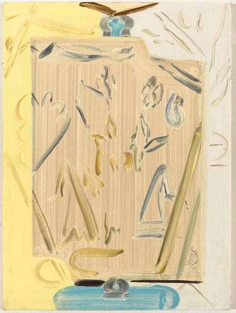 , 'Yellow Glass,' 2014, Kate MacGarry