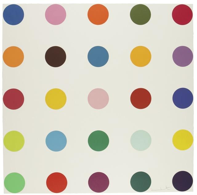 Damien Hirst, 'Bromobenzotrifluoride', Sotheby's