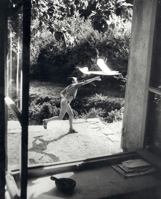 Willy Ronis, 'Vincent à Cordes pendant l'été 1952', 1952, Grob Gallery