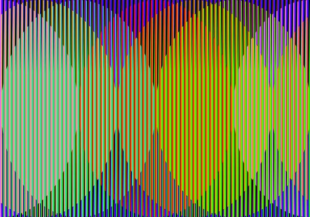 , 'Color Aditivo Maria Ele,' 2011, Marion Gallery