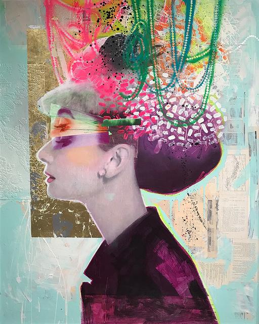 , 'Audrey I,' 2016, DETOUR Gallery
