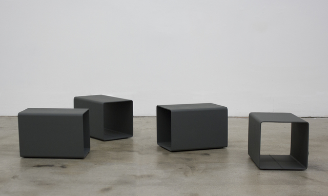 , 'Take Care (Seats),' 2017, Ochi Projects
