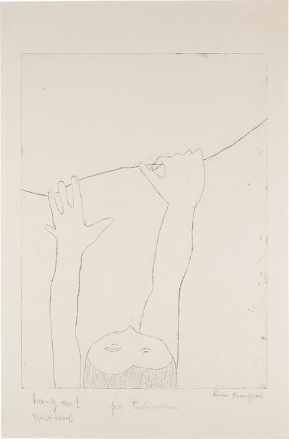 Louise Bourgeois, 'Hang On!', 2002, Phillips