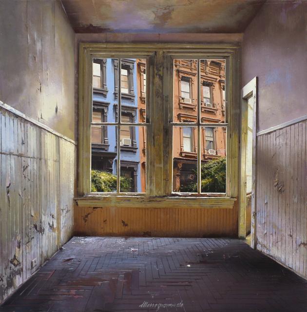 , 'Brooklyn,' 2019, Pontone Gallery