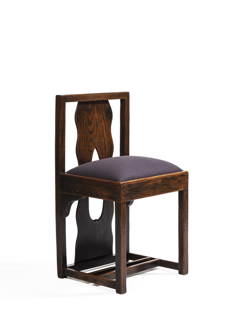 , 'Side Chair,' 1909, Oscar Graf