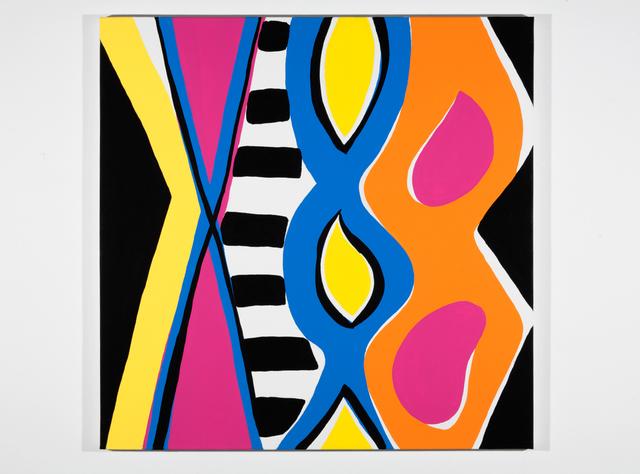 , 'Woman with Mirror. (Canvas #19),' 2007, Rosamund Felsen Gallery