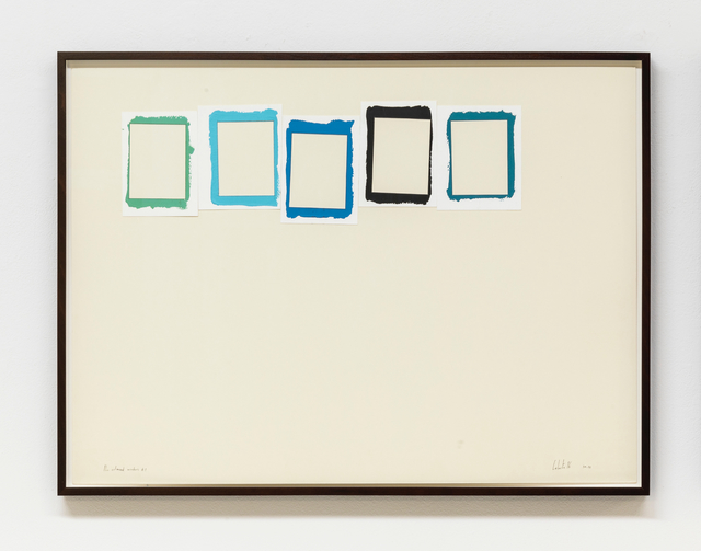 , 'Coloured window #1,' 2016, Mai 36 Galerie