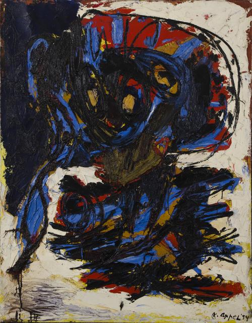 , 'Vision,' 1954, Jaski