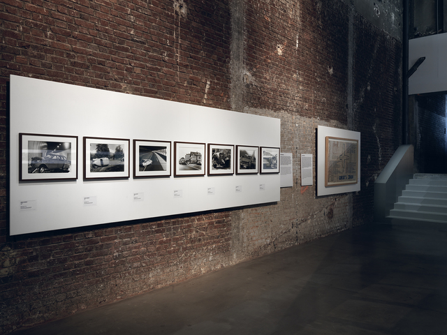 , 'selected works,' 1948-1987, Palais de Tokyo