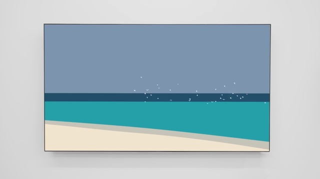 , 'Beach Terms,' 2018, CHRISTOPHE GUYE GALERIE