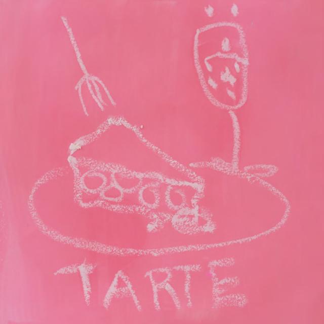 , 'Cheap Tarte,' 2018, Leila Heller Gallery