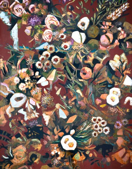 , 'Smiling Flowers,' 2019, Blue Rain Gallery